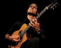 Guitarrista jazz manuche