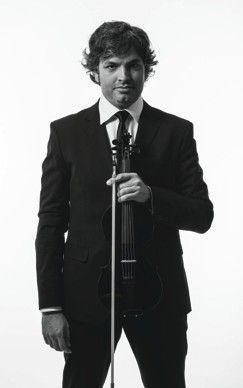 violinista jazz Oriol Saña