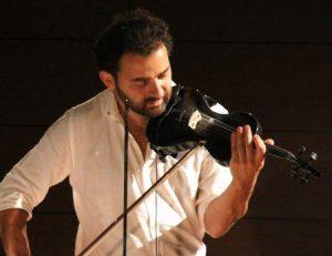 Violinista Raúl Márquez