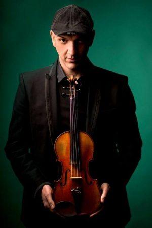 Roberto Jabonero, violinista
