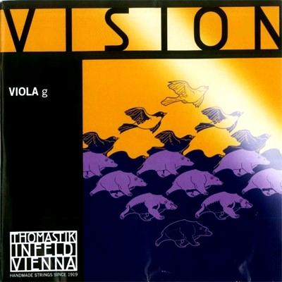 CUERDAS VIOLA THOMASTIK VISION