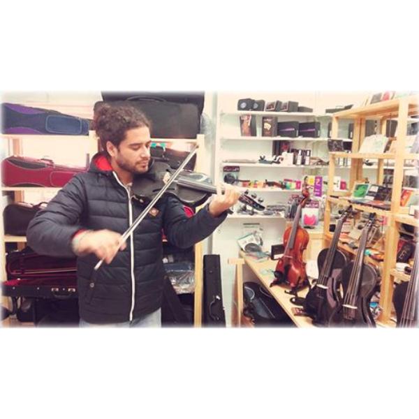 taller de musica brasileña para cuerda con gabriel vieira
