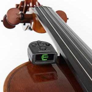 AFINADOR PLANET WAVES DADDARIO NS VIOLÍN