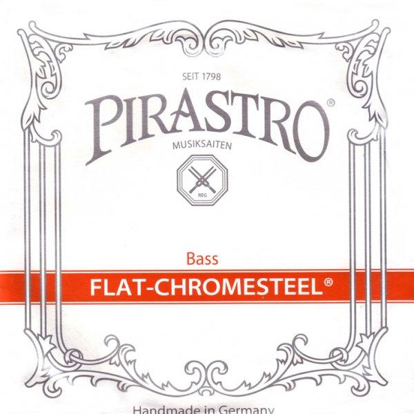 CUERDA CONTRABAJO PIRASTRO FLAT-CHROMSTEEL SOLOIST