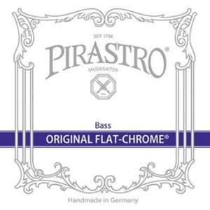 CUERDA CONTRABAJO PIRASTRO ORIGINAL FLAT-CHROME ORCHESTRA