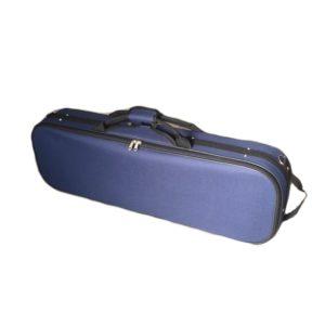 estuche violín rapsody elegance azul