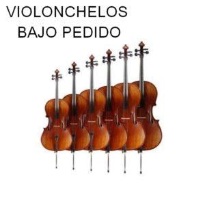violonchelos por encargo