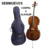 violonchelos SEMINUEVOs alquiler compraS
