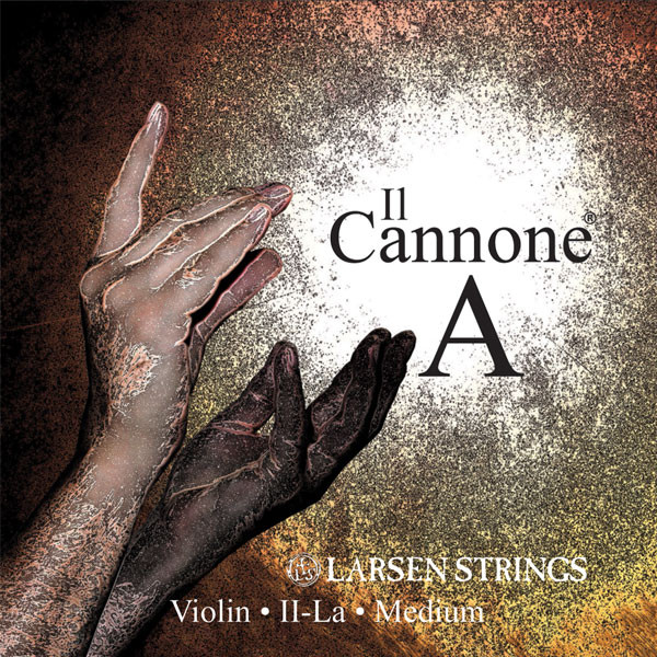 cuerda violín il cannone
