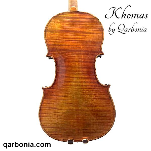 khomas by qarbonia violín