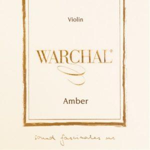CUERDAS VIOLÍN WARCHAL AMBER