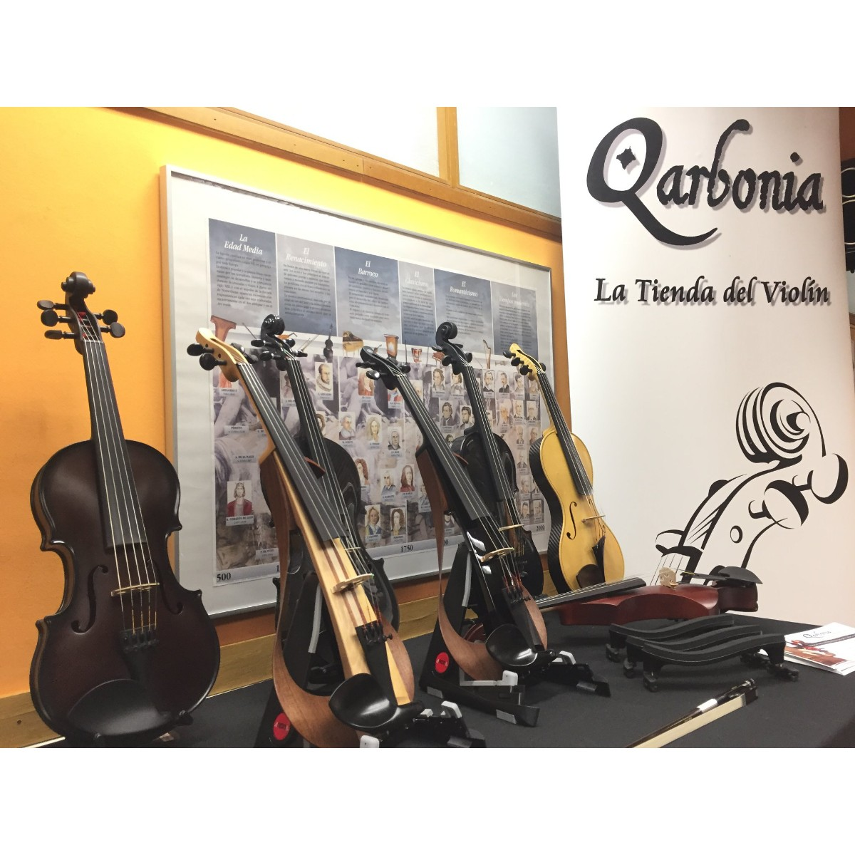 Semana de la Cuerda en el Conservatorio Profesional Joaquín Turina