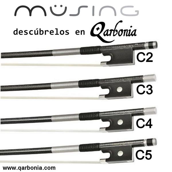 Prueba la gama de arcos Müsing al completo en Qarbonia