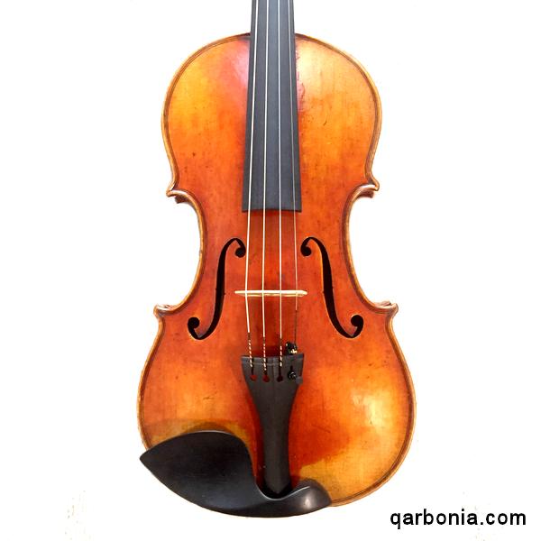 violín jay haide maderas europeas 2