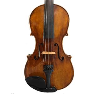 NAIARA MAIZTEGUI violín 5 cuerdas quintón luthier
