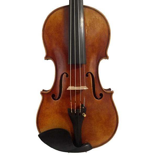 violín jay haide strdivari antiqued qarbonia