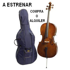 violonchelos ALQUILER QARBONIA