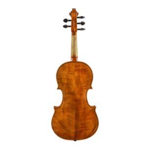 violín 5 cuerdas david gonzalez qarbonia
