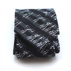 corbata-partitura-negra qarbonia 2