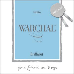 cuerdas violín brilliant vintage